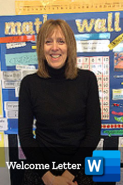 Download Miss Murray's YR3 Teacher Welcome Letter